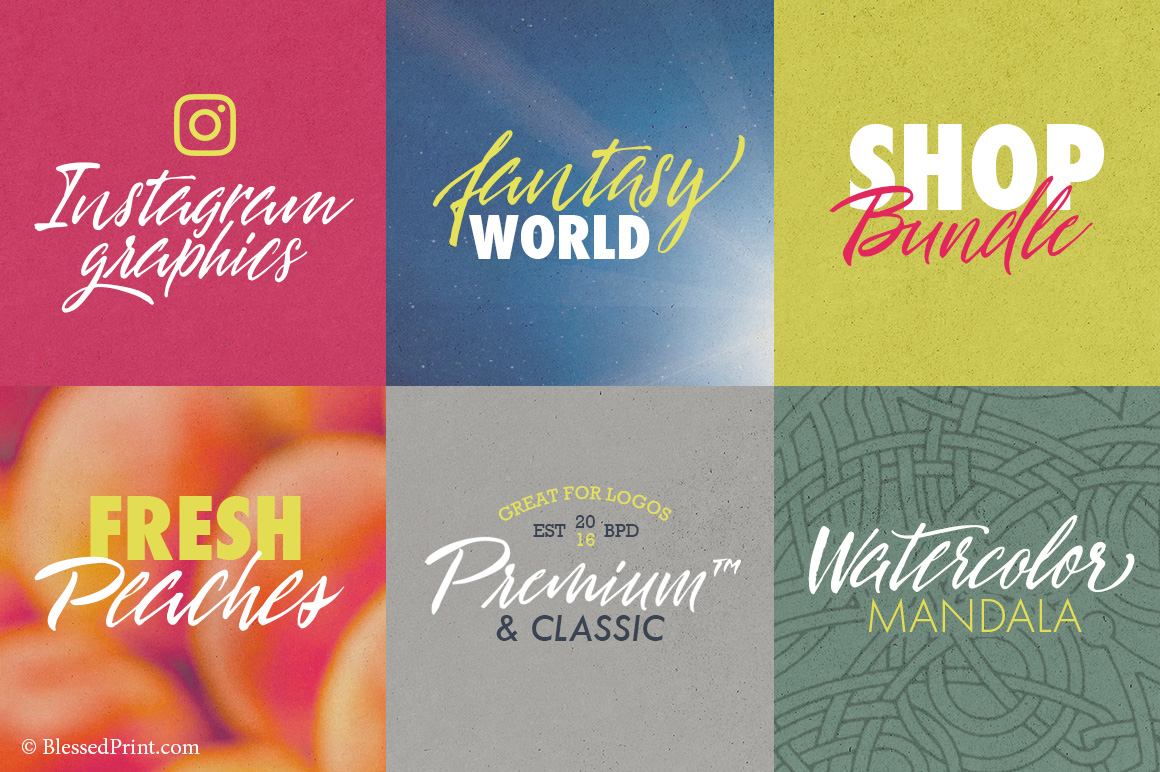 The Creative Font-Kit example image 8