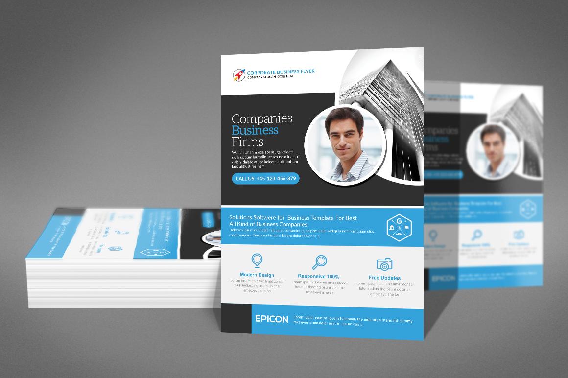 Venture Capital Flyer example image 2