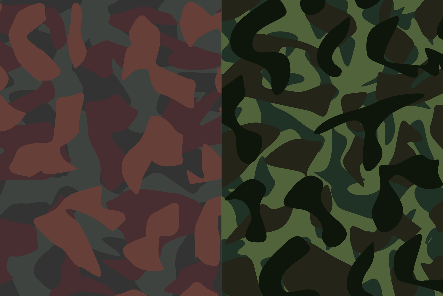 10 Army Camo Patterns Vol.2 example image 7