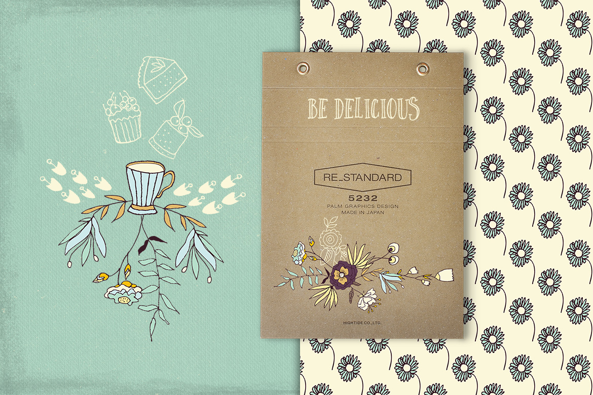 Be Delicious Flowers example image 4
