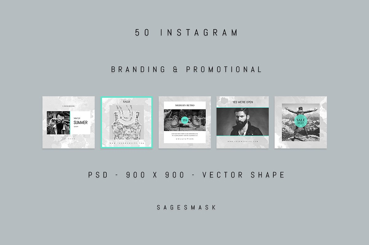 Instagram Branding example image 4