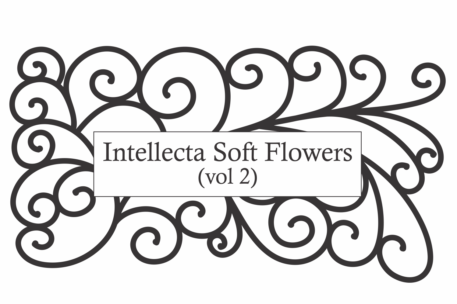 Intellecta Soft Flowers vol 2 example image 6