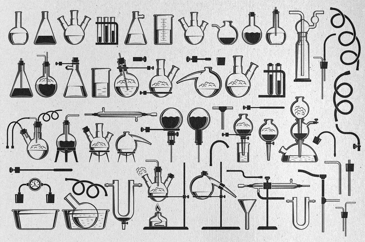 Chemistry design bundle example image 3