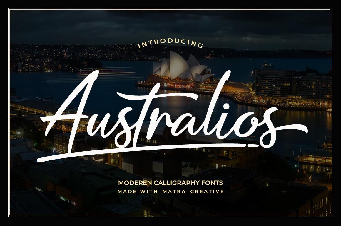 Amazing Bundles Fonts example image 11