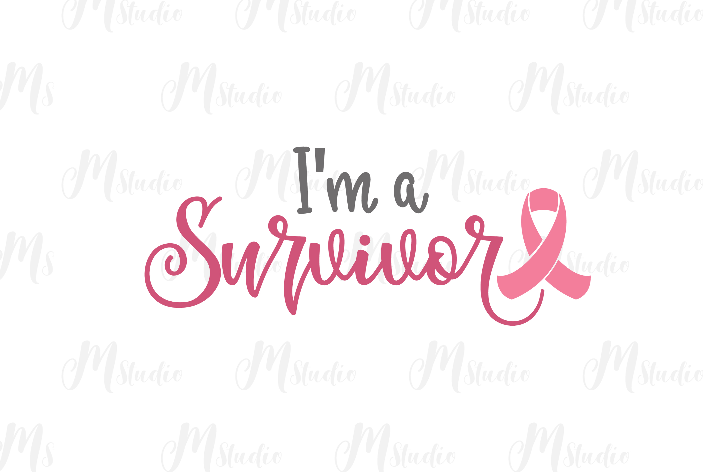 Cancer Awareness bundle SVG example image 11