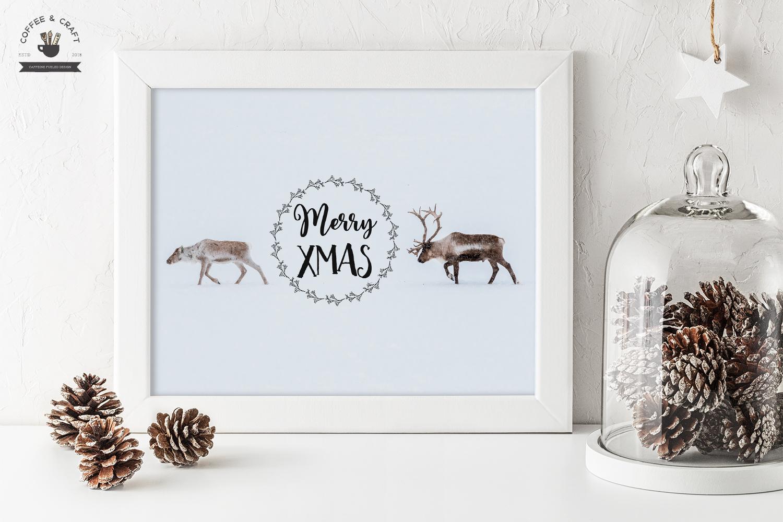 Christmas Photo Overlays example image 4