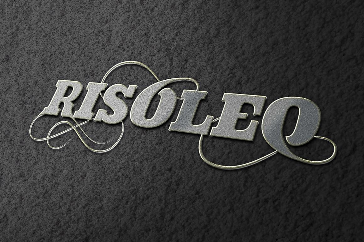 VIDIZ PRO Typeface example image 6