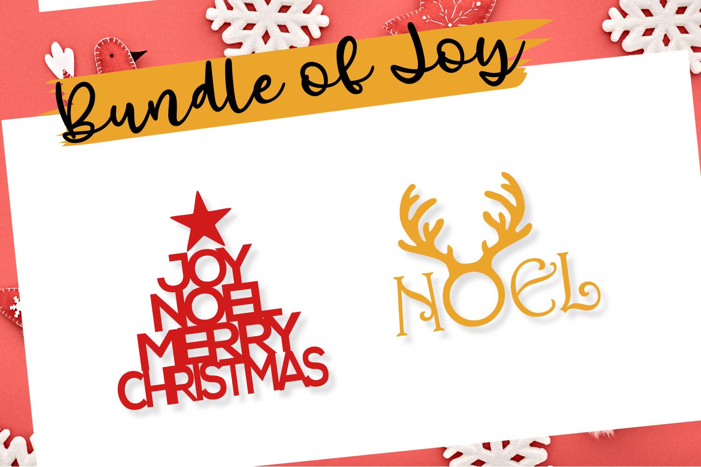 Bundle Of Joy - Christmas SVG Bundle  example image 6