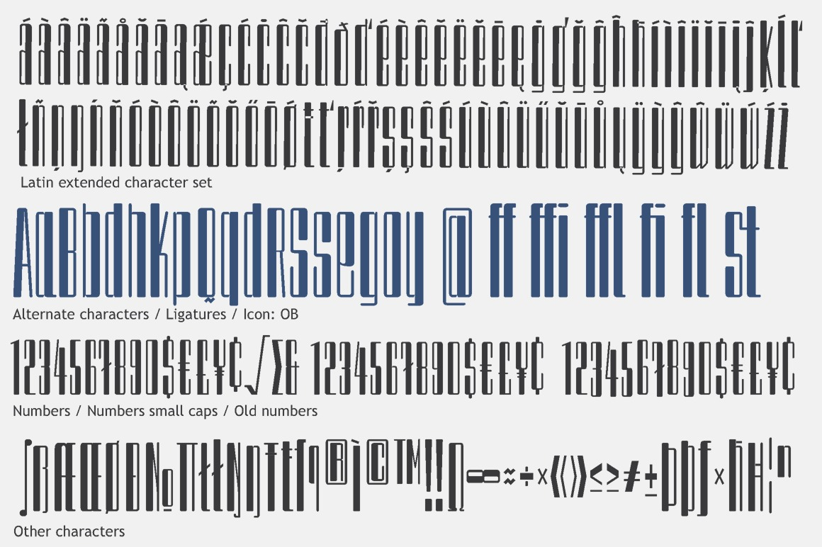 a sogra Ruth -latin extended font-