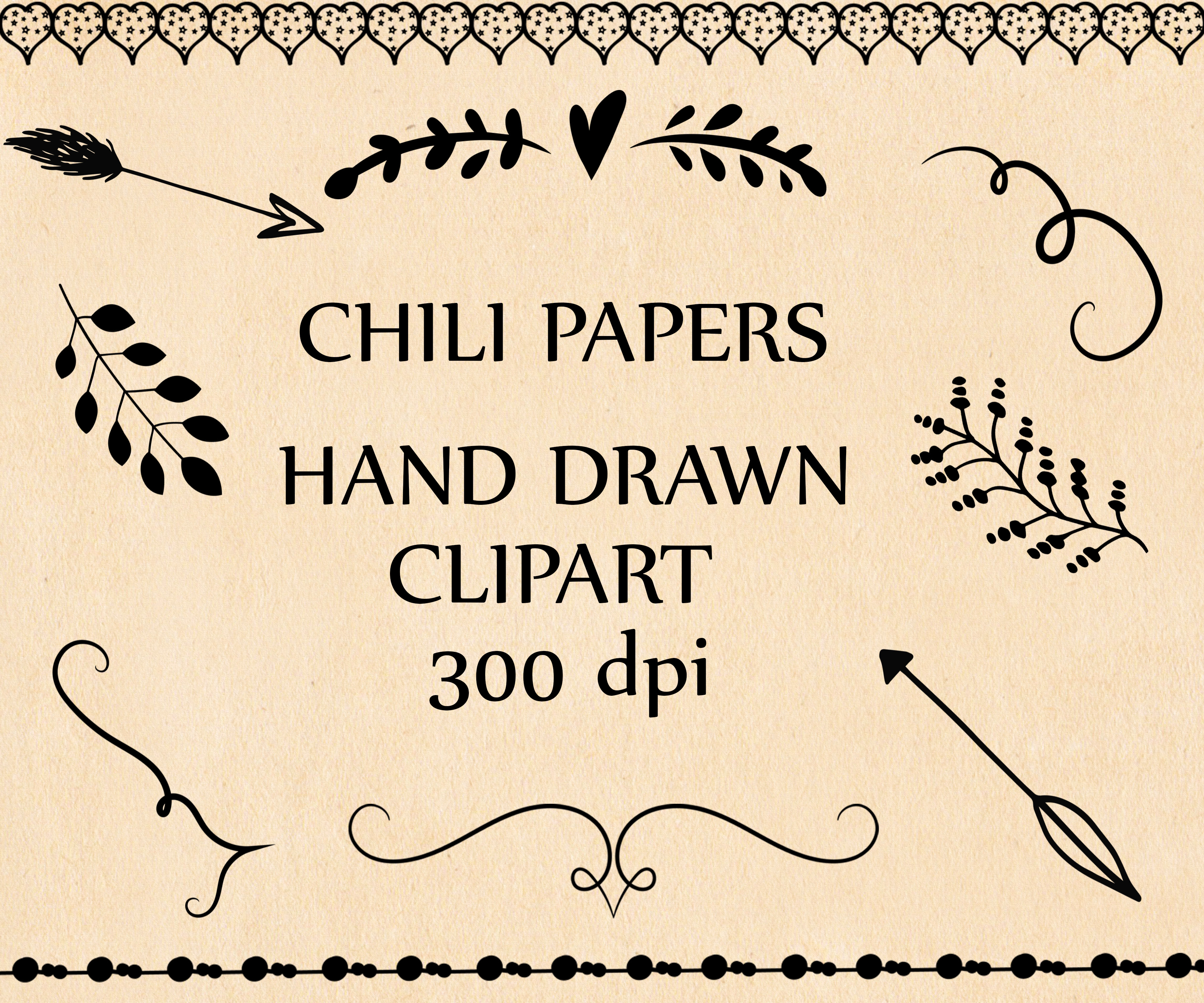 Doodle clipart example image 2