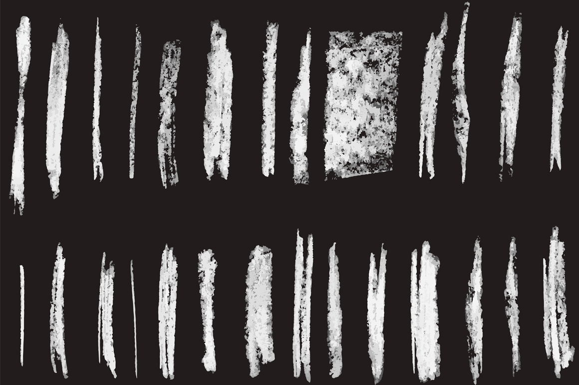 46 Chalk textures. example image 2