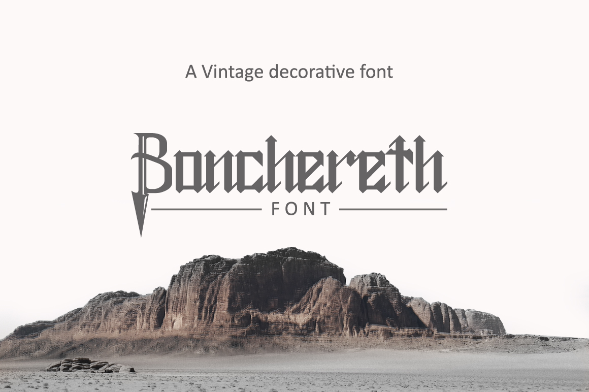 10 in 1 - font bundle example image 3