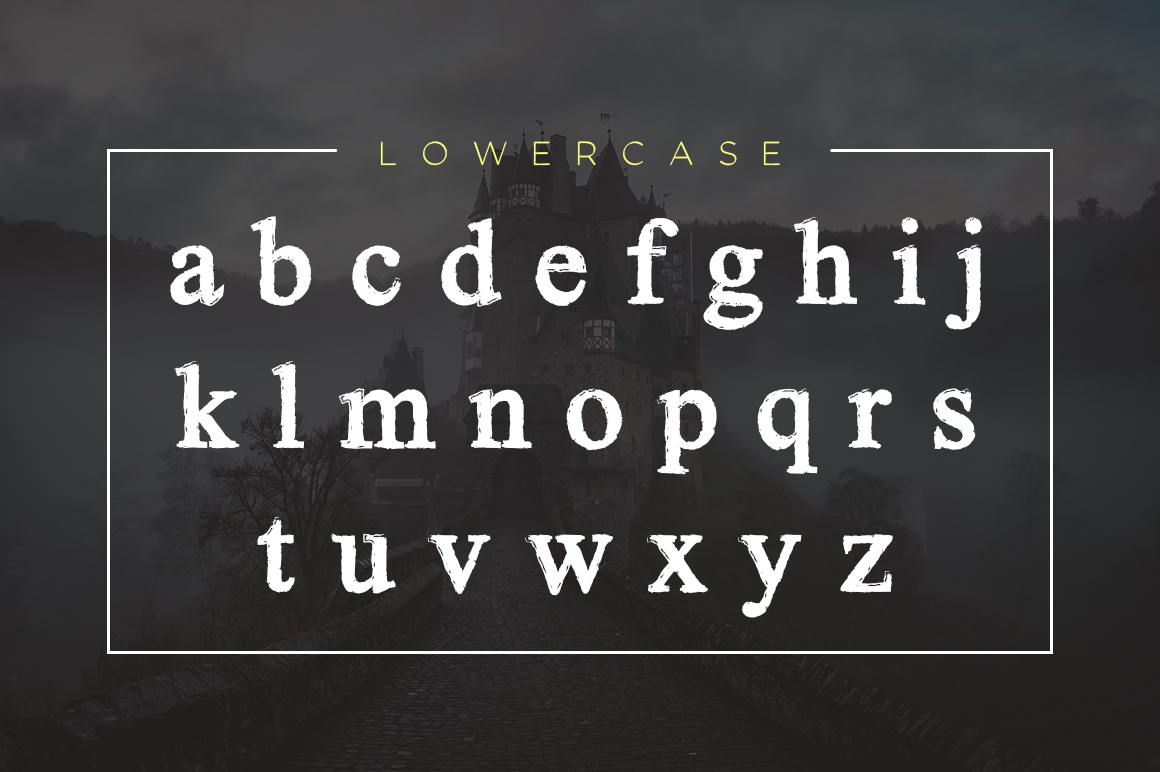 Romeoface Display Font example image 5