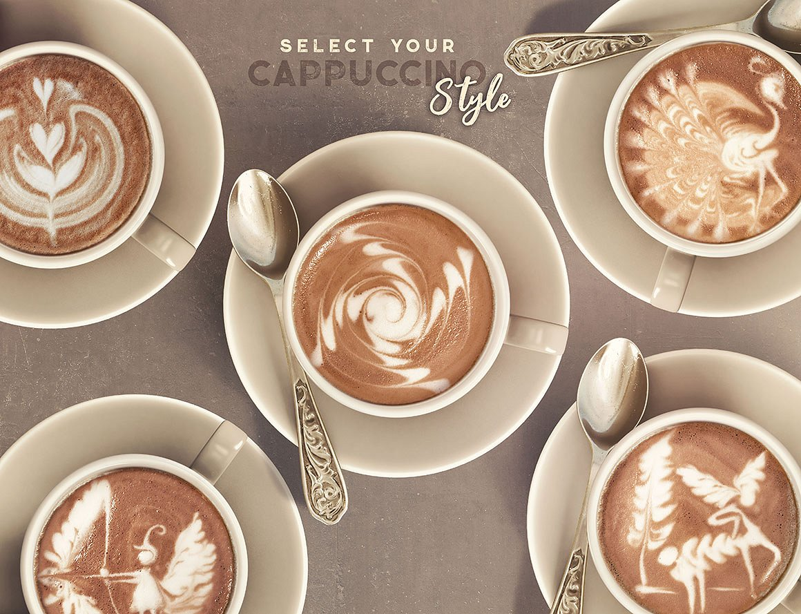 Coffee Scene Creator example image 10