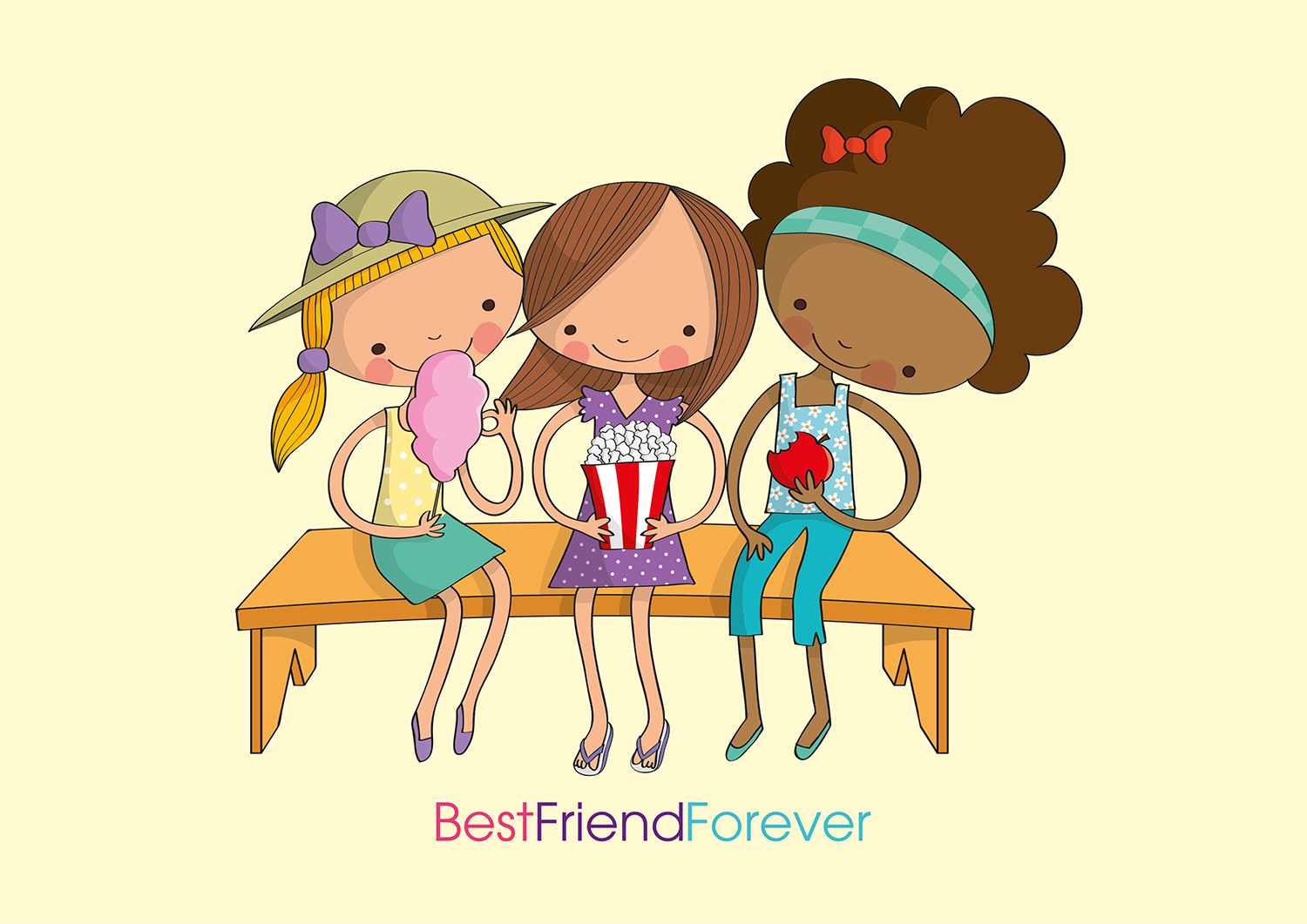 BFF Best Friends Forever example image 2