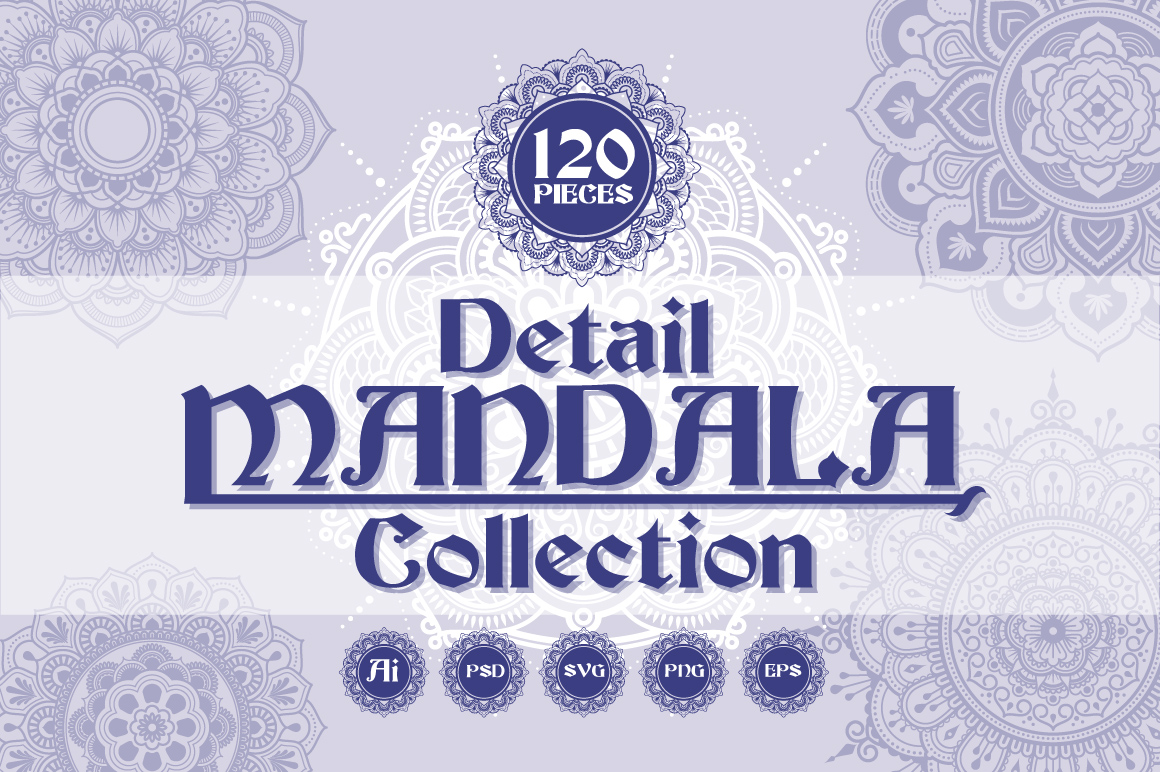 120 Detail Mandala Collection example image 1
