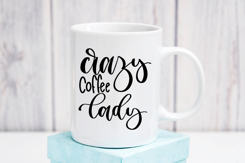 Coffee quotes bundle example image 3