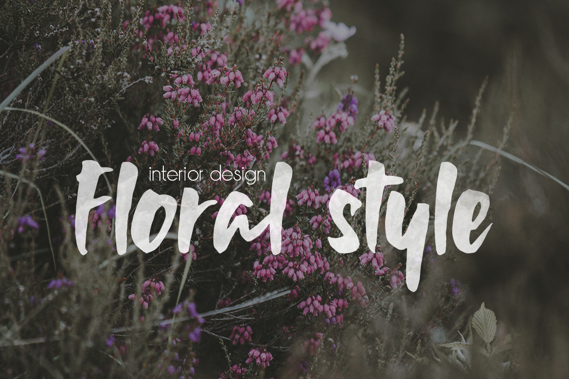 Wildflower Font example image 4