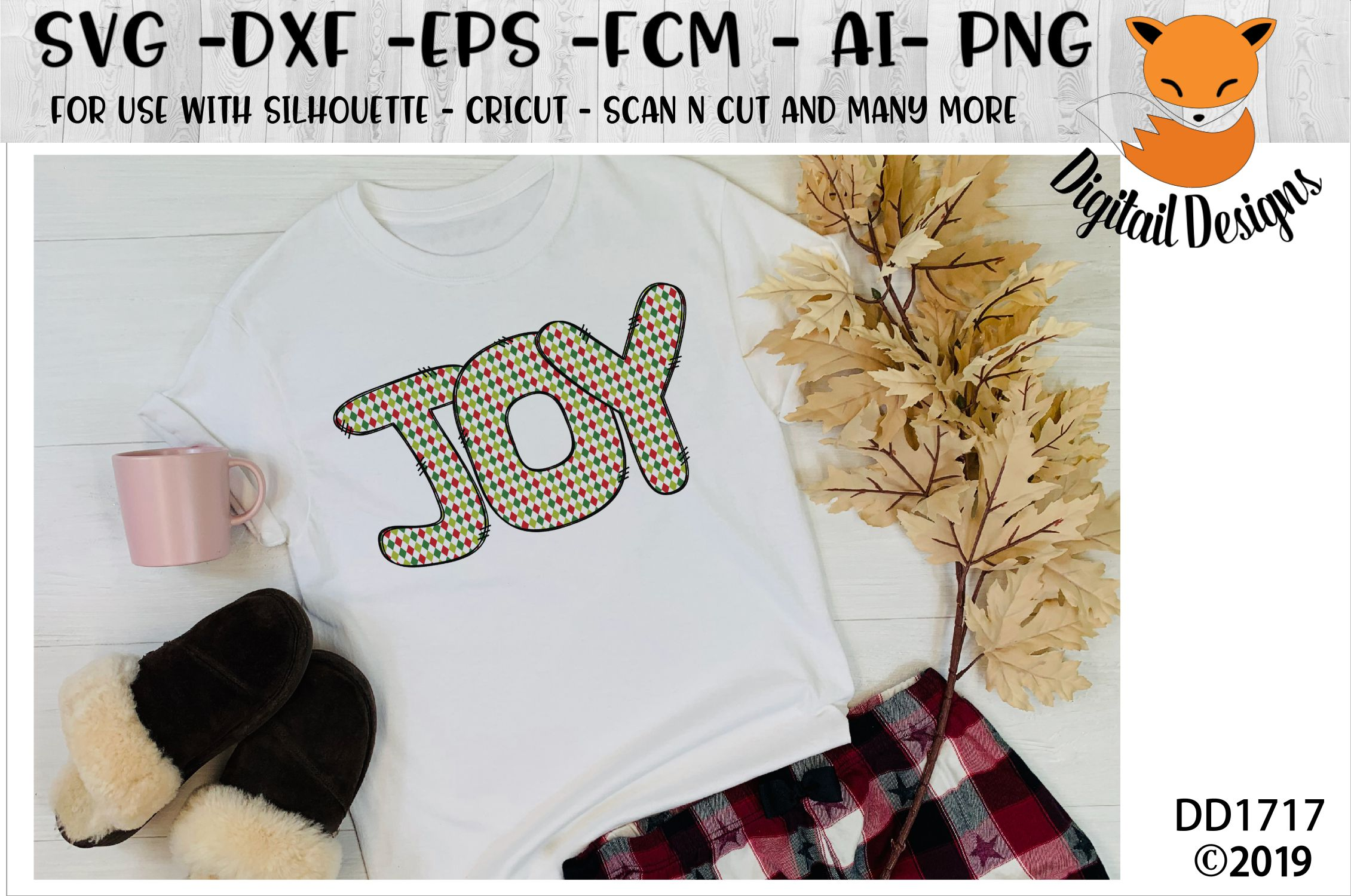 Sublimation Printable Christmas Color Alphabet Letters example image 1