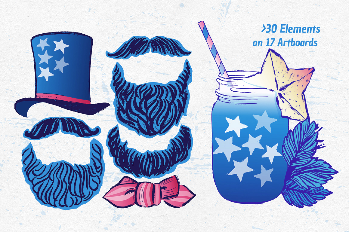 July 4th Independence Day Party example image 8