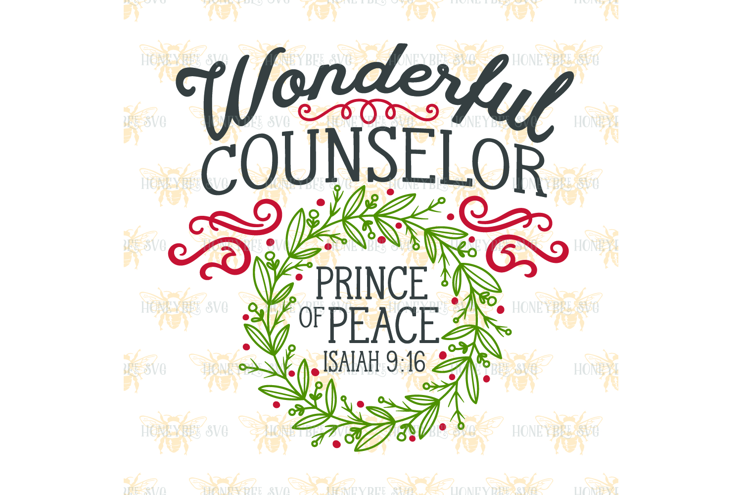 Prince Of Peace svg example image 2