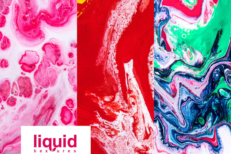Textures liquid watercolor acrylic marble example image 5
