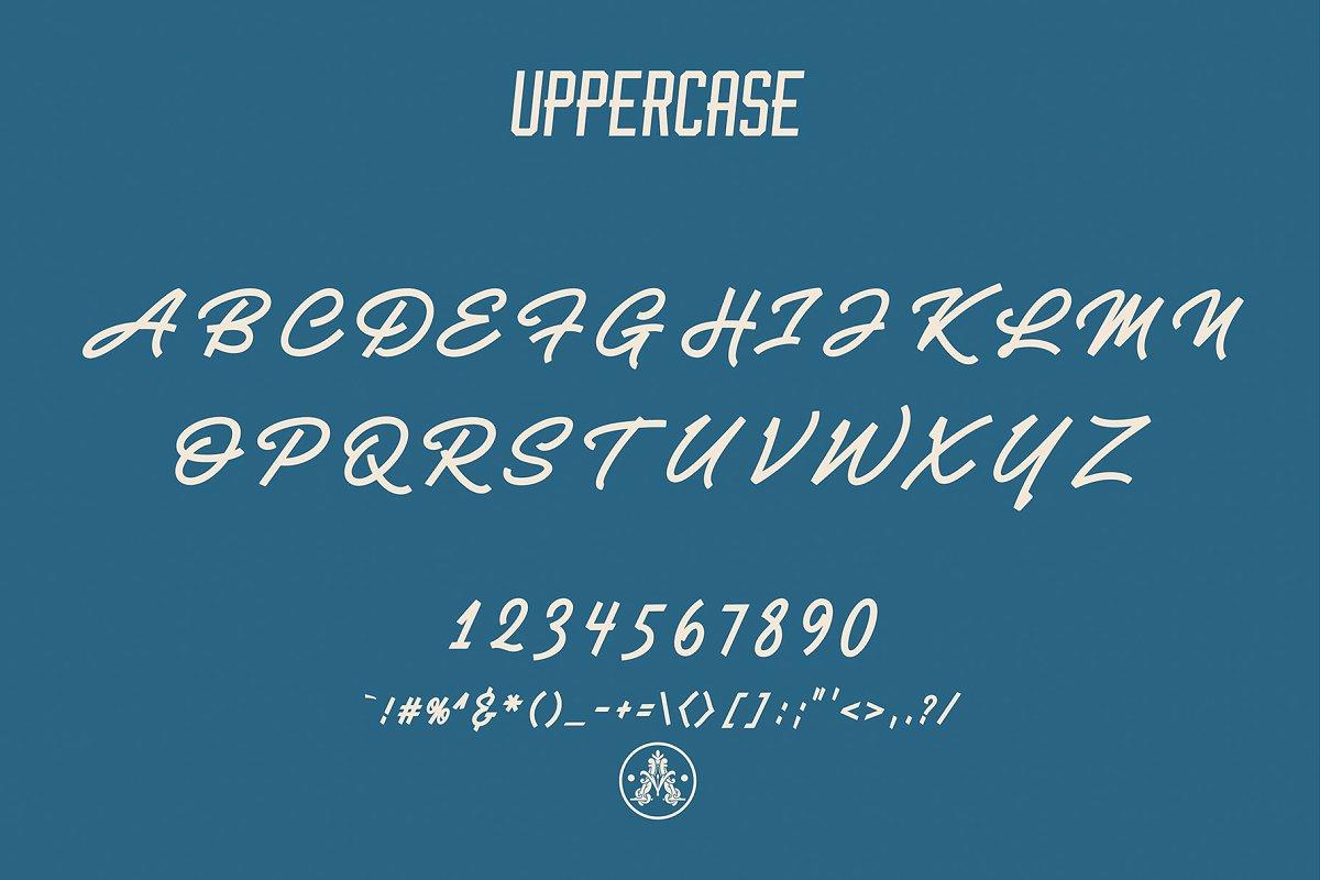Riogrande Script example image 2