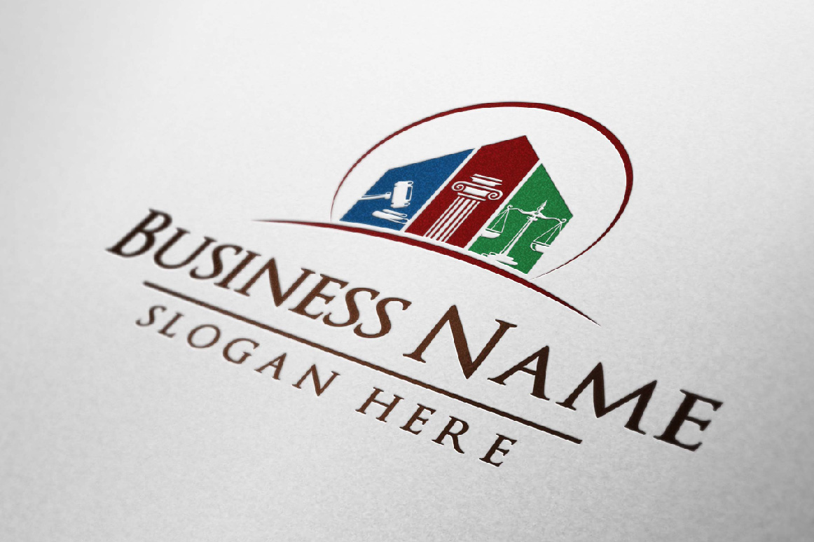 legal, law, lawyer, attorney, law office logo example image 8