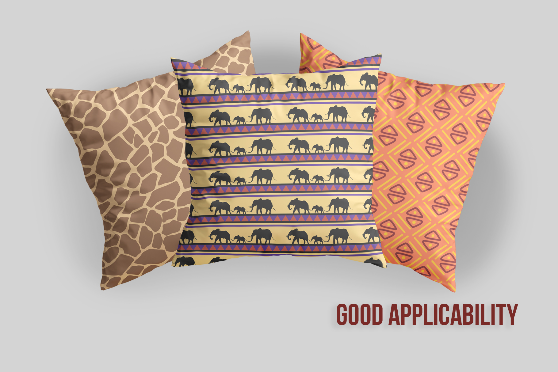 10 African Ethnic Patterns example image 2