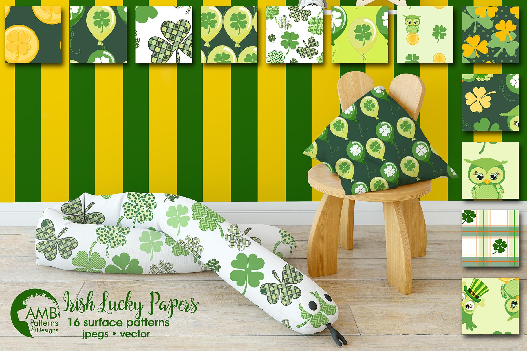 Irish Patterns Interesting Inspiration
