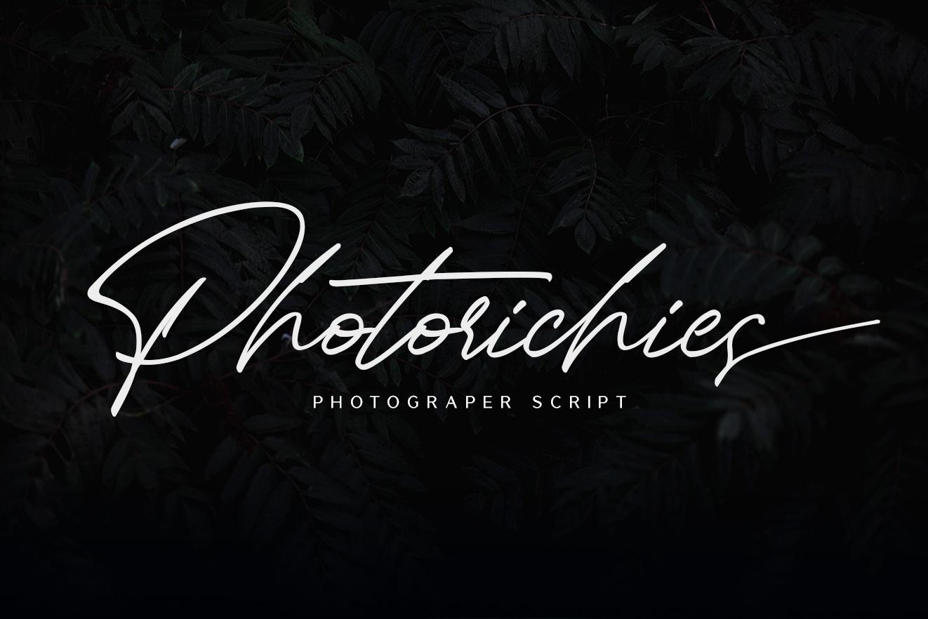 Photoricies - Photographer Script example image 14
