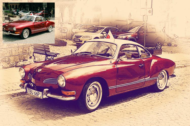 Mix Art Photoshop Action example image 5