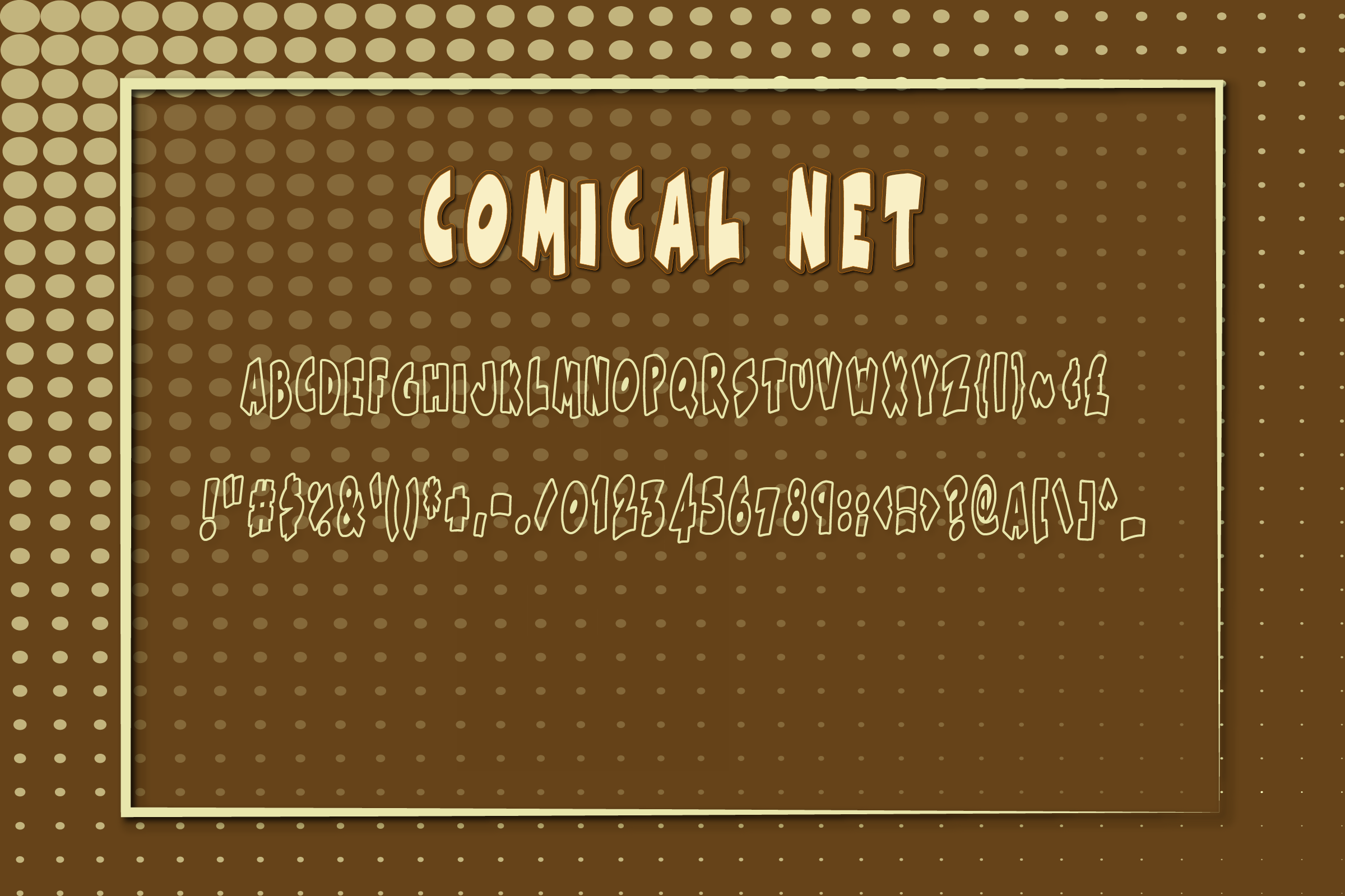 Comical Net example image 2