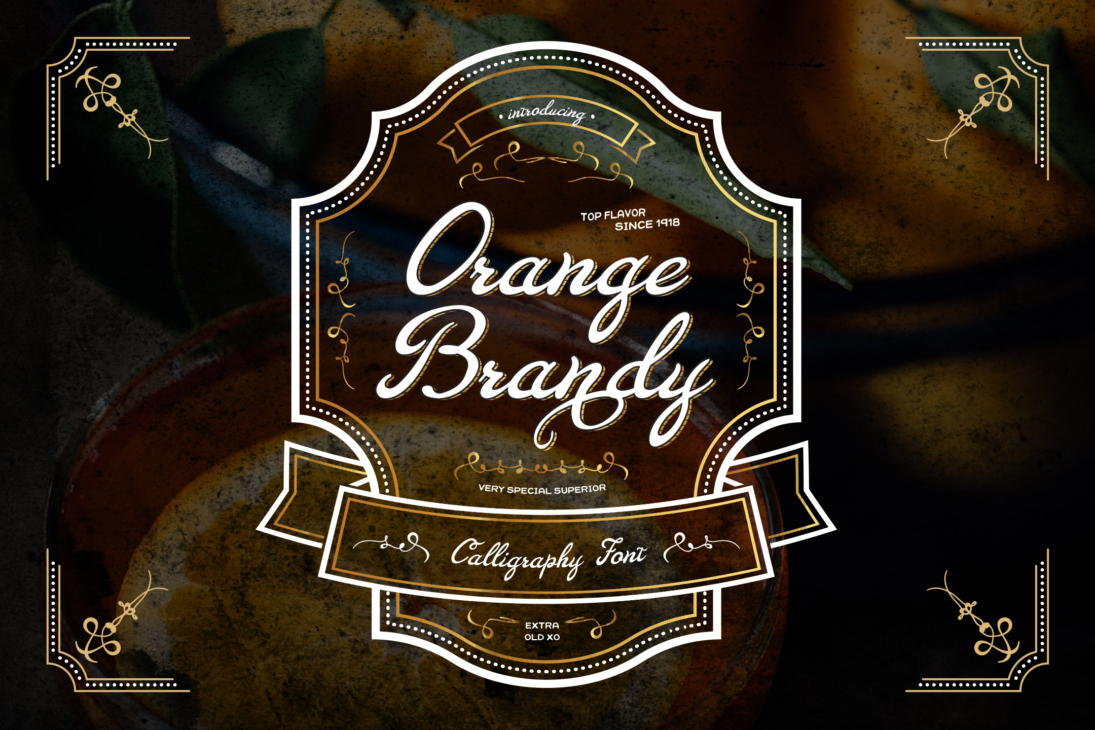 Orange Brandy example image 1