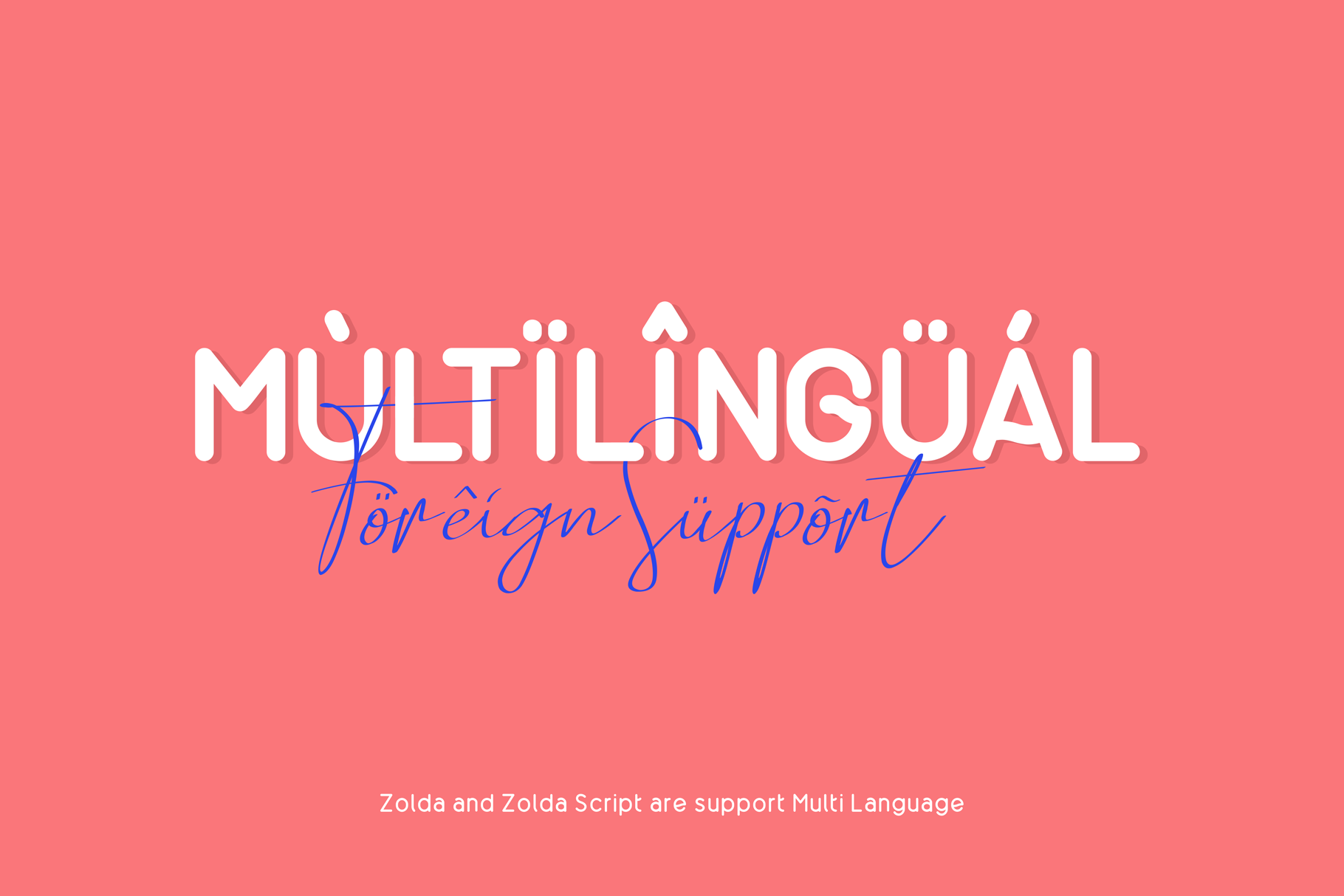 Zolda Signature Font Family   7 FONTS example image 6