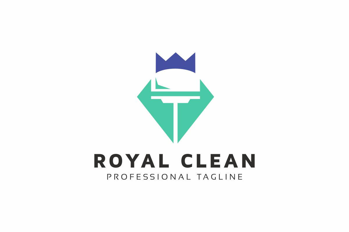 Royal Clean Logo example image 1
