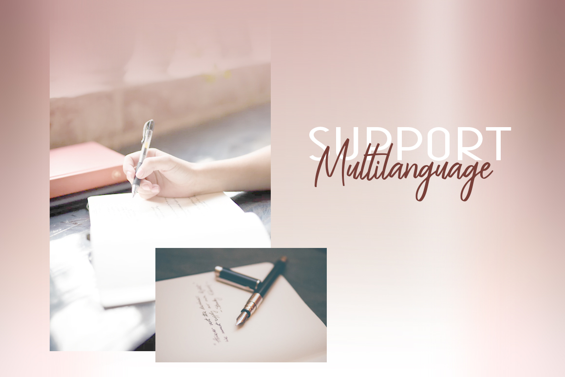 Here Antollio Valdi Font Duo example image 6