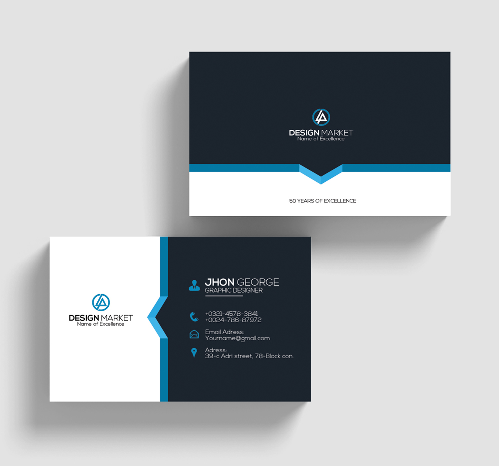 Simple Business Cards example image 2