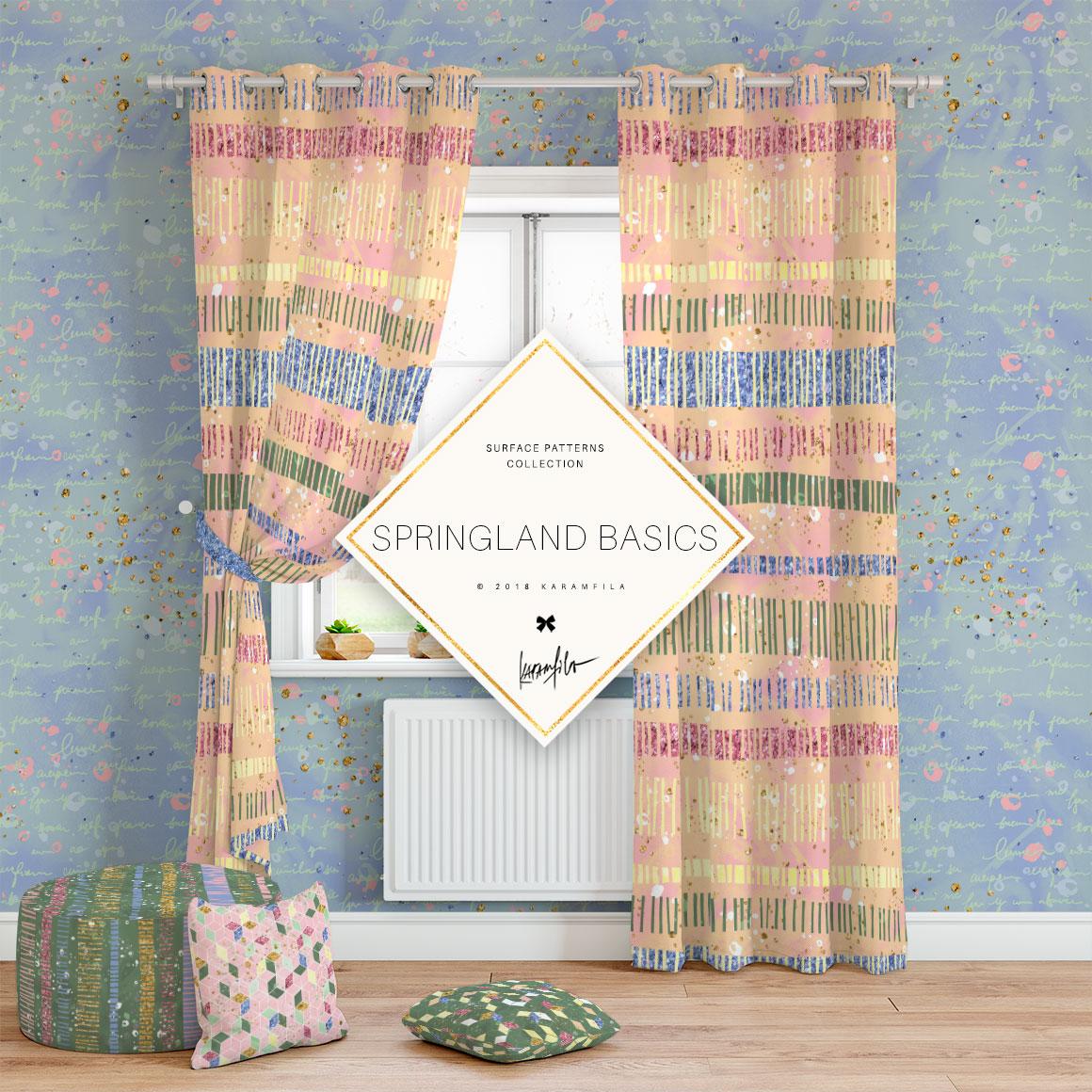 Karamfila's Springland Basic Patterns example image 8