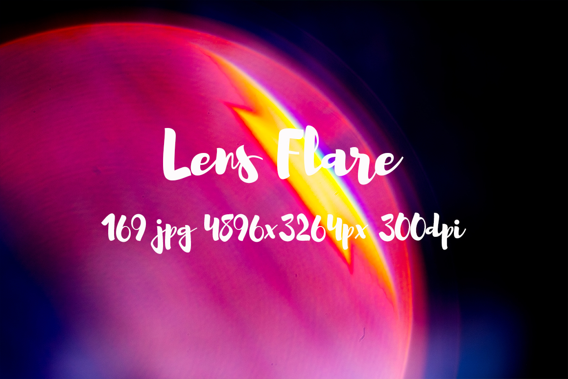 Lens Flare Pack example image 25
