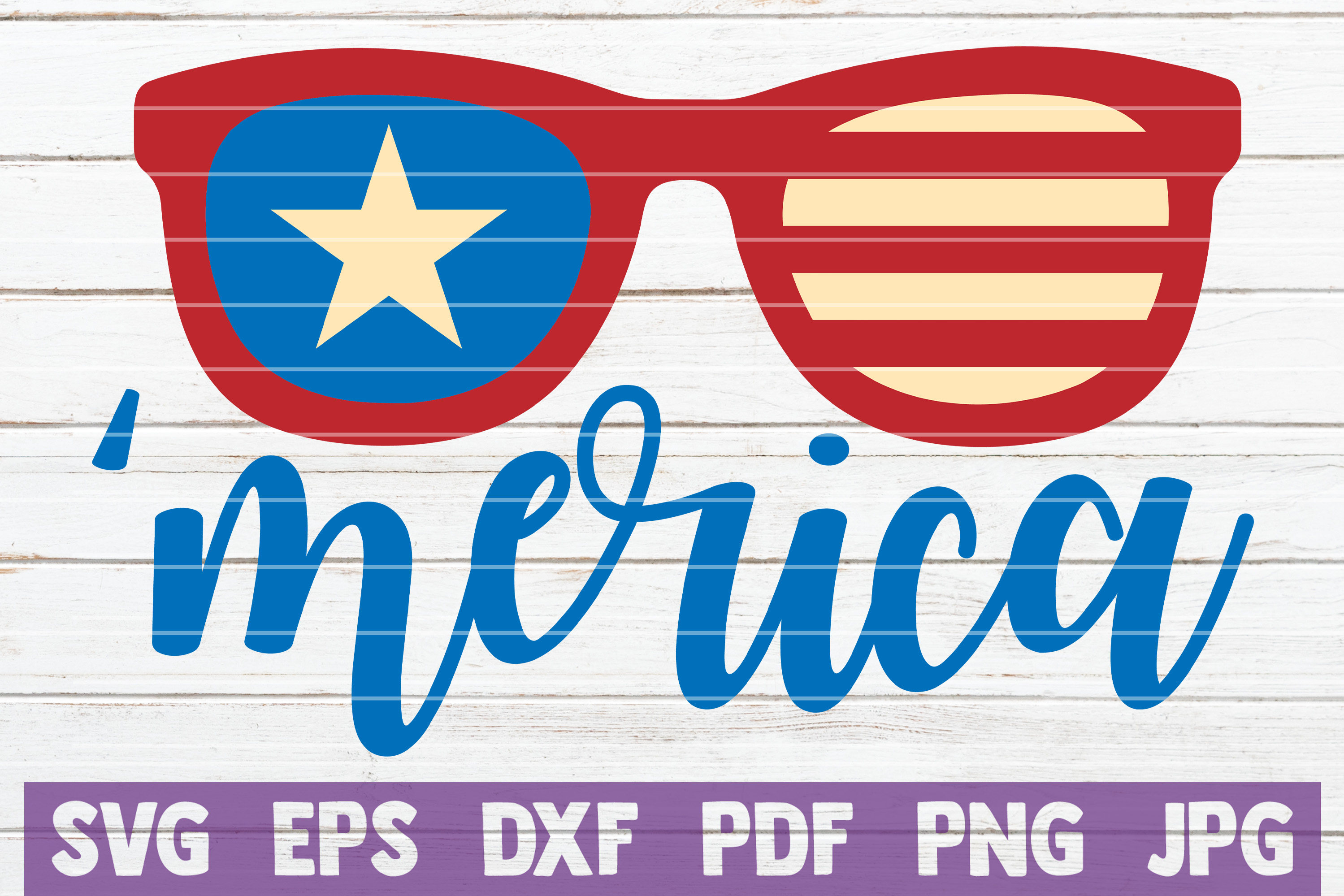 4th of July SVG Bundle | SVG Cut Files | commercial use example image 6