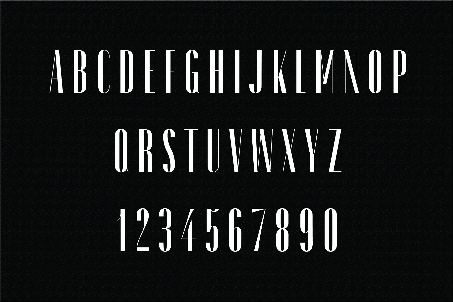 GRACE, A Sophisticated Typeface example image 5