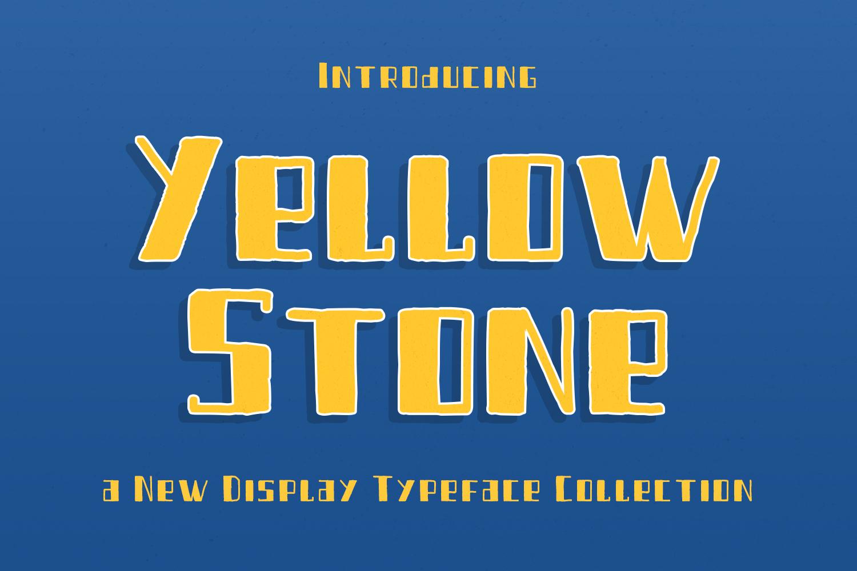 Yellow Stone example image 1