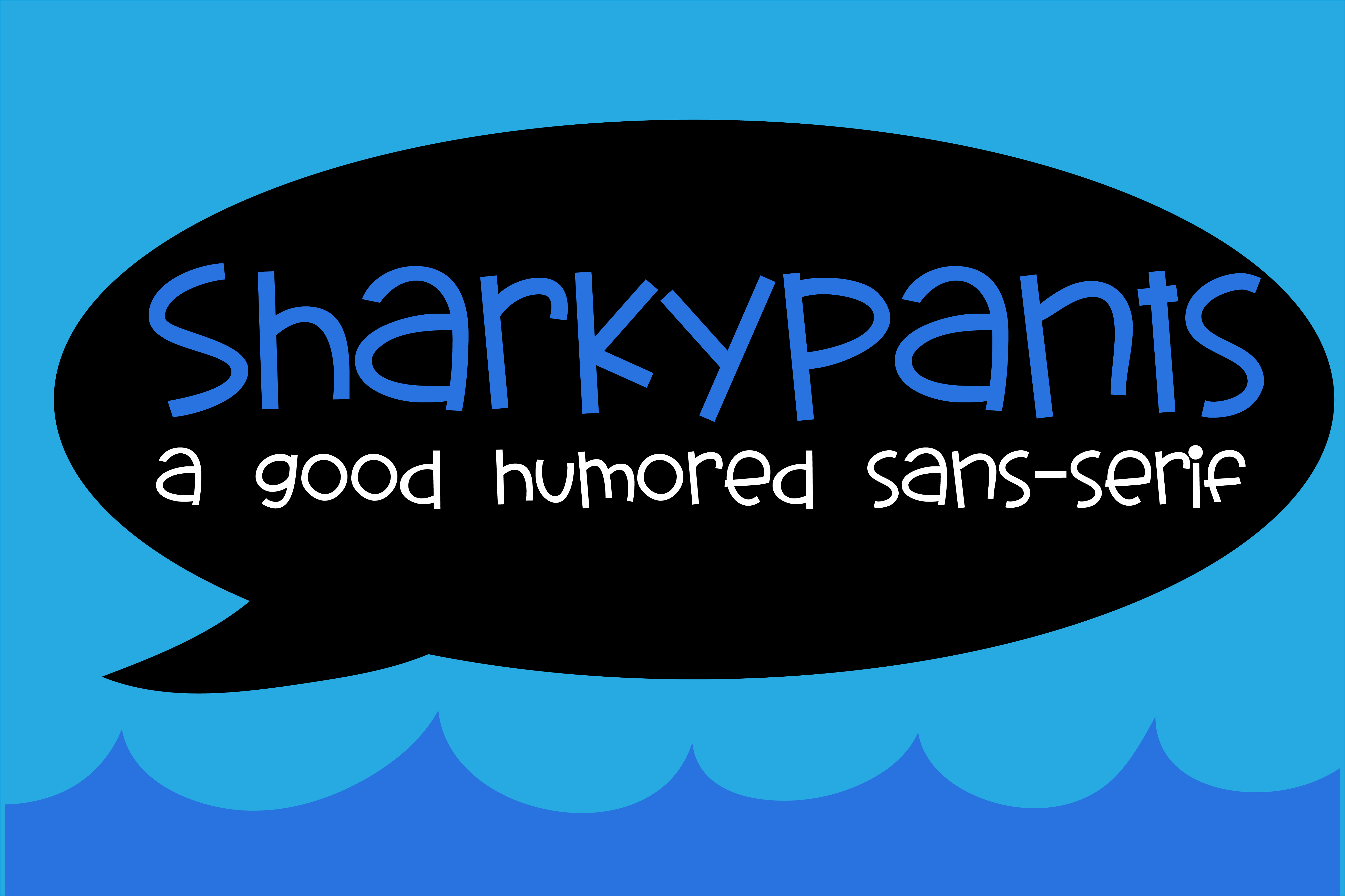 PN Sharkypants example image 1