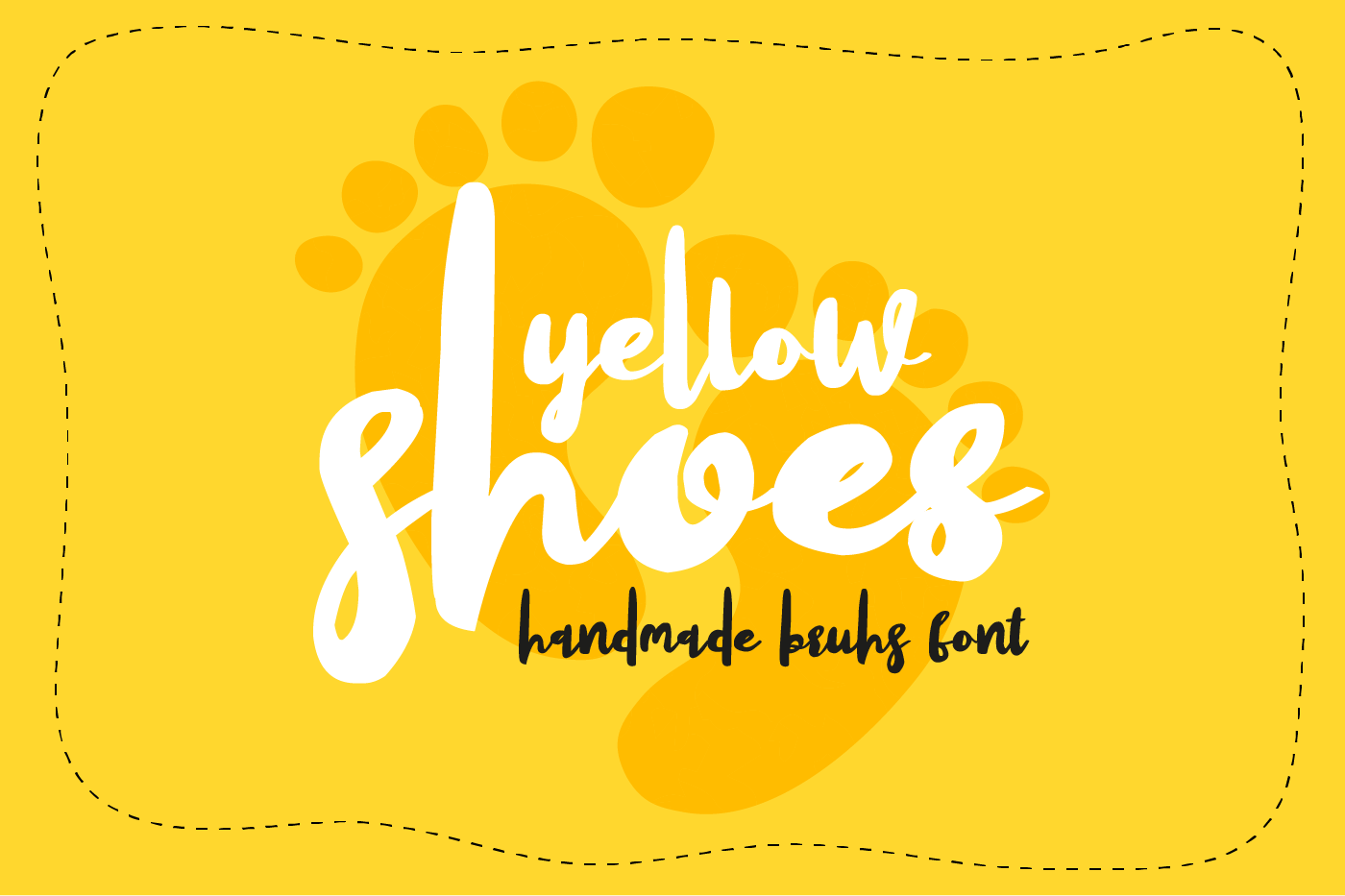 Yellow Shoes example image 1