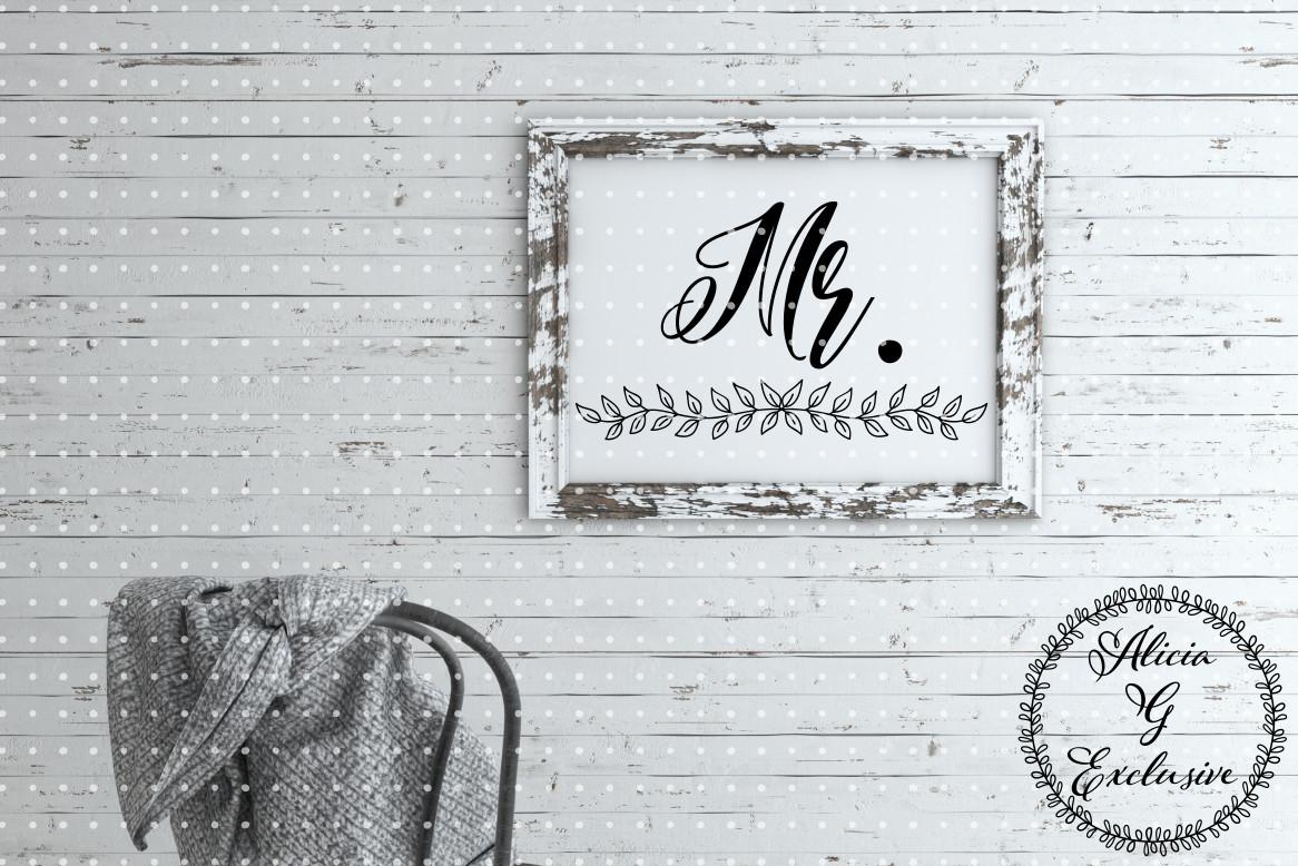Mr. example image 1