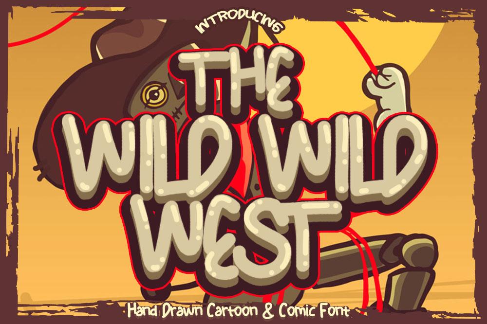 THE WILD WILD WEST example image 1