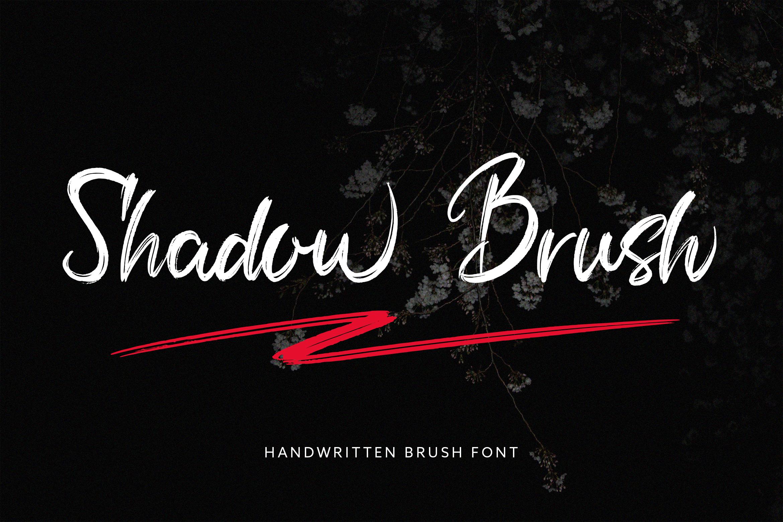 Shadow Brush example image 1