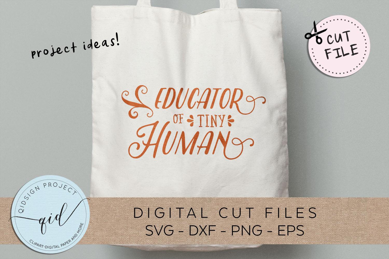 Teacher Bundle, Teacher cutting files, SVG DXF PNG EPS example image 4