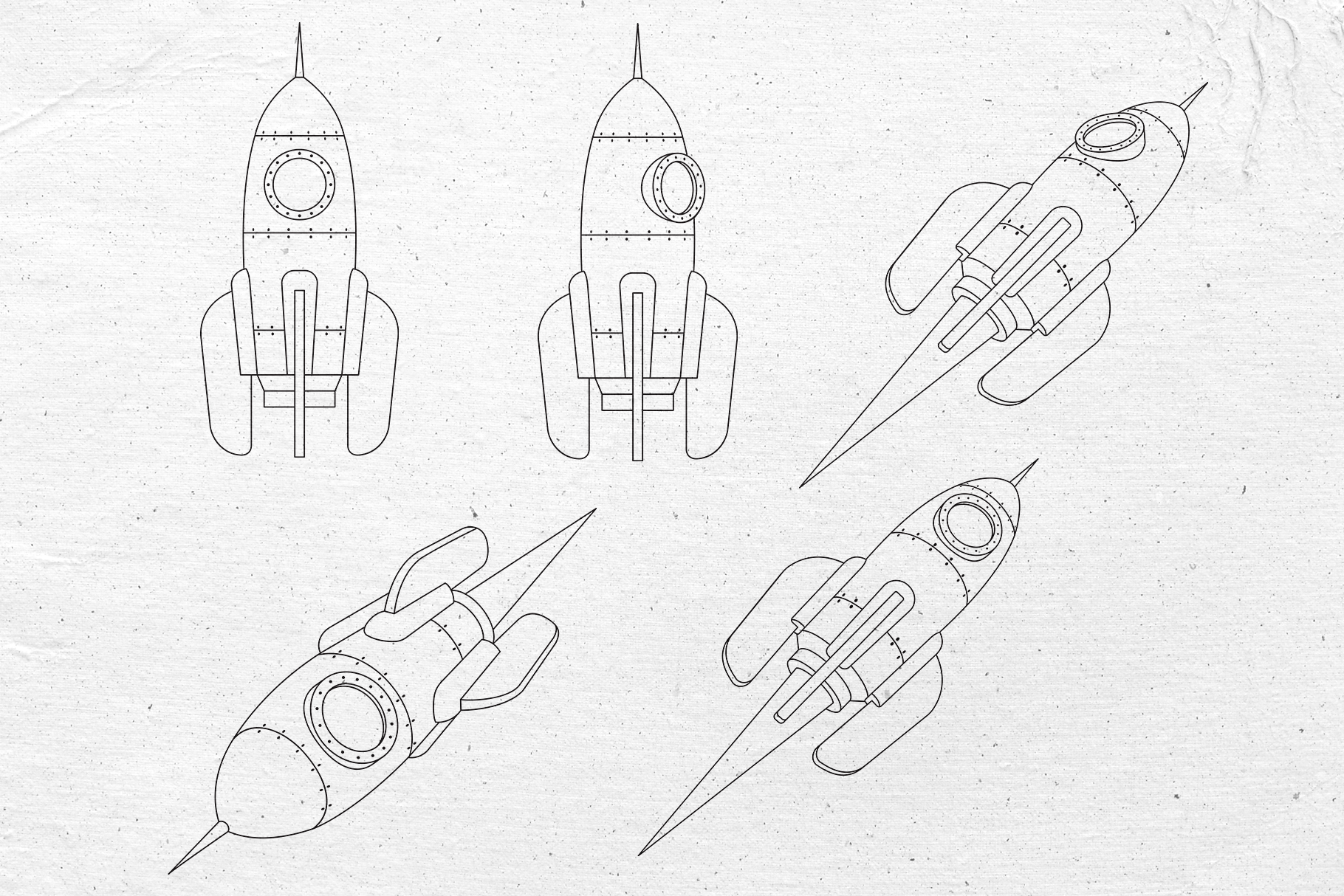 3d Rocket Pack example image 3